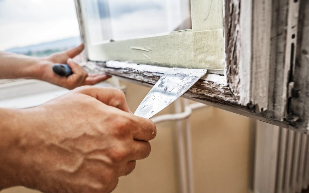 It's like putting frosting on a cake; learn how to seal your windows' air leaks