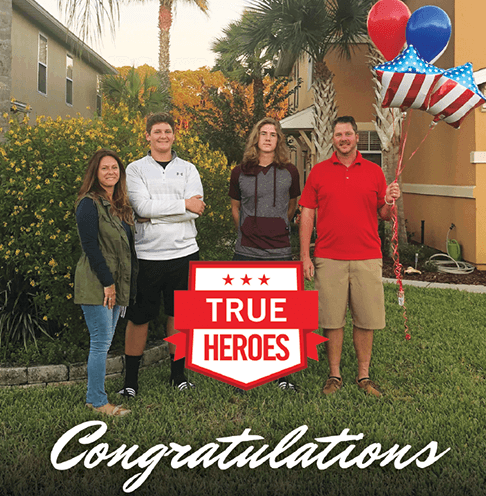 Charlie's Tropic is Proud to Announce our 2018 Bryant True Heroes
